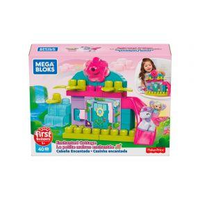 Mega Bloks Enchanted Cottage