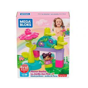 Mega Bloks Flower Fairies Flying School Playset