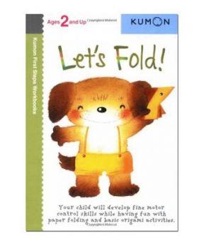 Kumon Let's Fold 2+