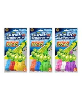 Zuru Bunch O Balloons 3 Pack (Assorted Colour)