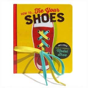 Starbooks How To Tie Your Shoes