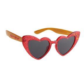 Sun-Staches Officially Licensed Kids Arkaid Harley Quinn Heart Frames Sunglasses