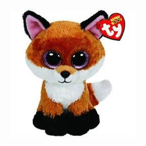 TY Toys Beanie Boos - Slick Brown Fox