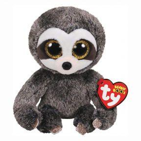 TY Toys Beanie Boos - Dangler Two Tone Grey Sloth