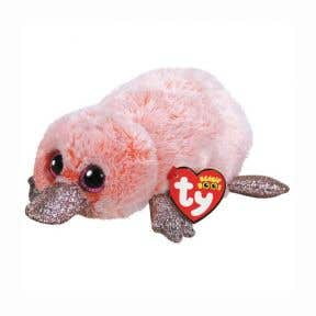 TY Toys Beanie Boos - Wilma The Pink Platypus