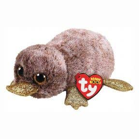 TY Toys Beanie Boos - Perry The Brown Platypus