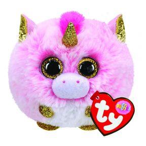 TY Toys Beanie PuffiesFantasia Unicorn Multicoloured